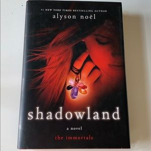 Shadowland hardcover book
